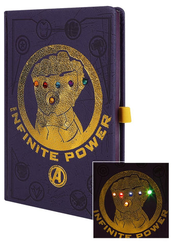 Thanos Light Up premium journal