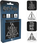 Deathly Hallows coaster pack