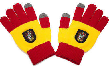 Gryffindor gloves e-touch