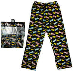 Batman logo pyjama bottoms S