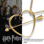 Harry Potter Rons heart necklace
