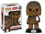 Chewbacca w/Porg Pop