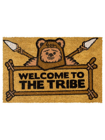 Welcome to Tribe doormat