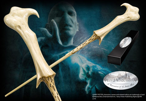 Lord Voldemort boxed wand