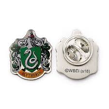 Slytherin House Crest Pin Badge
