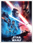Star Wars Rise of Skywalker canvas