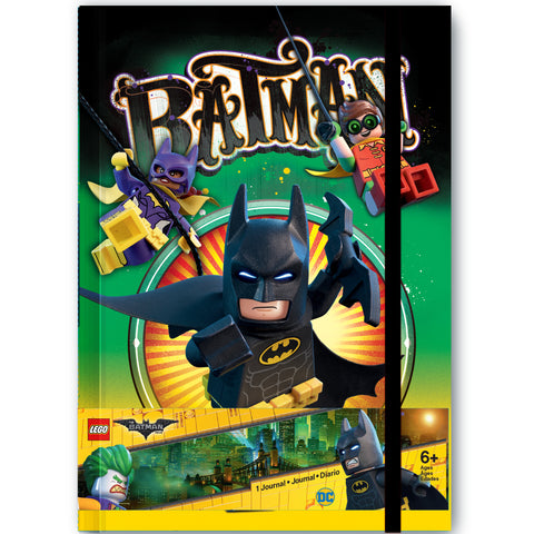 SALE Lego Batman journal