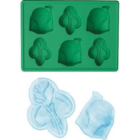 Boba fett ice tray