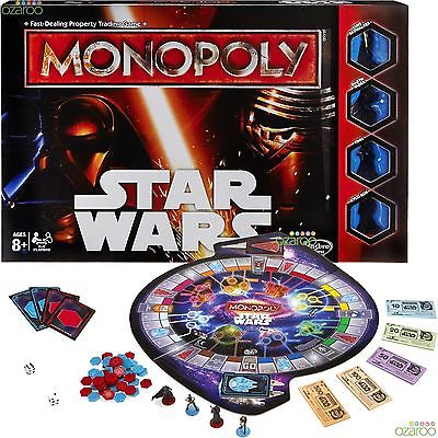 SALE Star wars monopoly