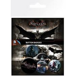 Batman arkham badge pack
