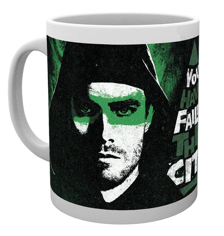 Arrow Failed mug