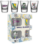 DC Joker shot glass set