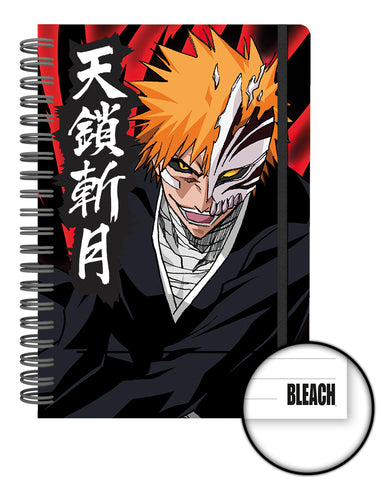 SALE Ichigo Mask Notebook