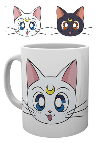 SALE Sailor moon artimus mug