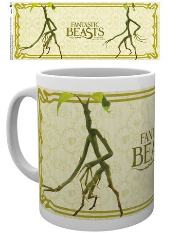 FB Bowtruckle mug