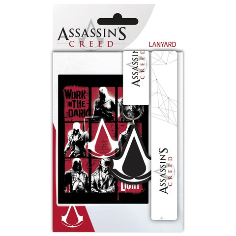 Assassins Creed lanyard