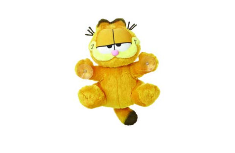 Garfield window cling plush