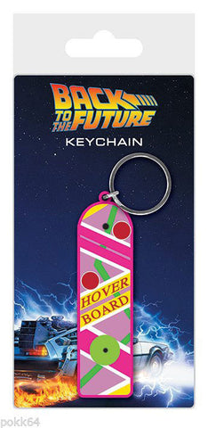 Back to the future Hoverboard keyring