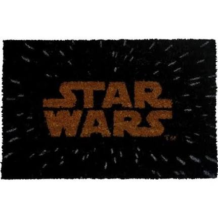 SALE Star Wars logo doormat