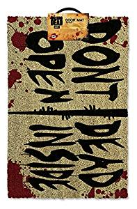 SALE Walking dead doormat
