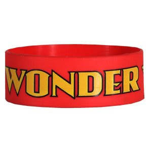 WonderWoman wristband