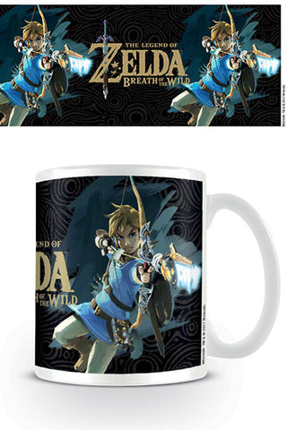 Zelda Breath of the wild mug