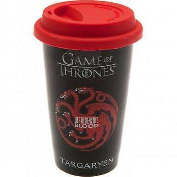 Targaryen travel mug