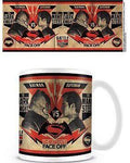 Bat. V Super. Fight mug