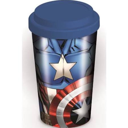 Capt. Am. Travel mug