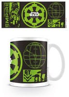 SALE Rogue One empire mug