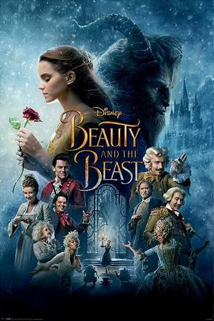Beauty & the Beast poster