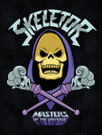 Skeletor canvas