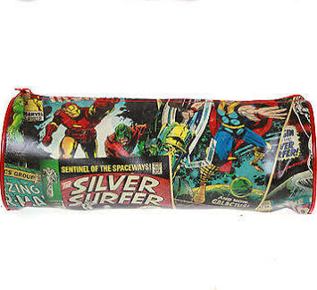 Marvel montage pencil case