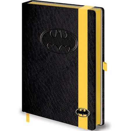Batman logo premium notebook
