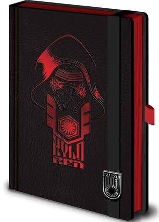 Kylo Ren premium notebook