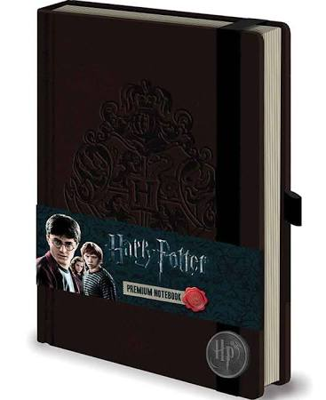 Harry Potter Crest a5 premium notebook