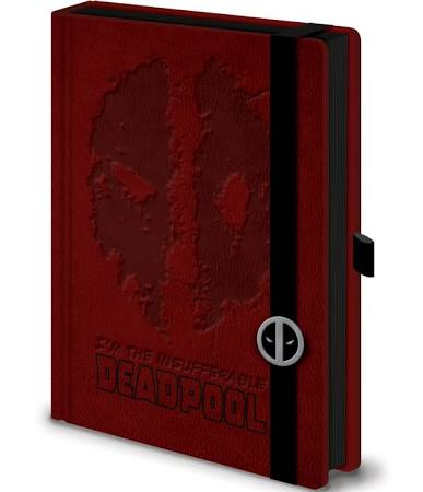 Deadpool premium journal
