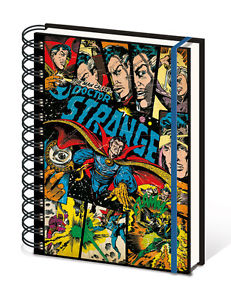 Dr Strange notebook