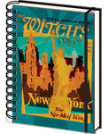 FB witches friend notebook