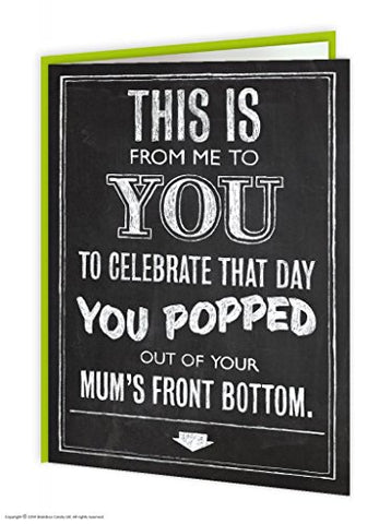 Mums front bottom card