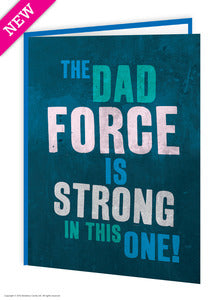 Dad Force is strong card