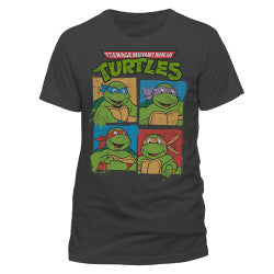 SALE TMNT group t-shirt S