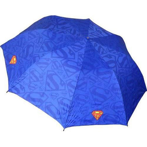 Superman golf umbrella