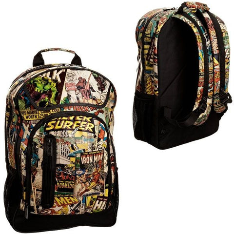 Marvel PVC backpack