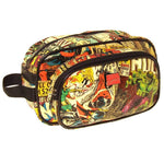 Marvel zipped washbag