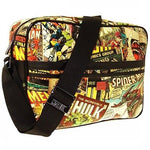 Marvel comic wrap messenger