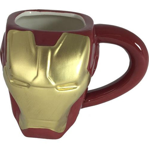 AOU Iron man 3d mug