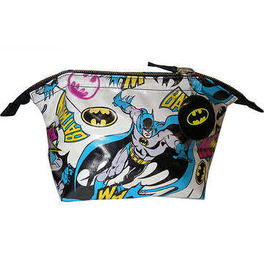 Batman washbag pop art