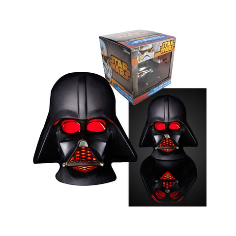 Darth head light small
