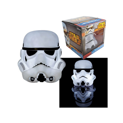 SALE Stormtrooper head lamp small